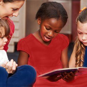 preschool children reading